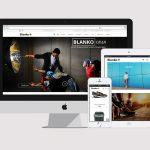 בניית אתר אינטרנט לבלנקו