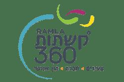 לוגו קשתות 360