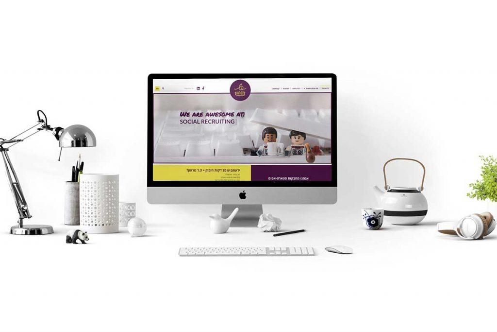 בניית אתר אינטרנט בוורדפרס