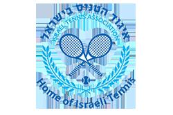 לוגו איגוד הטניס בישראל